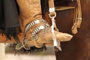 horseback gaucho areco