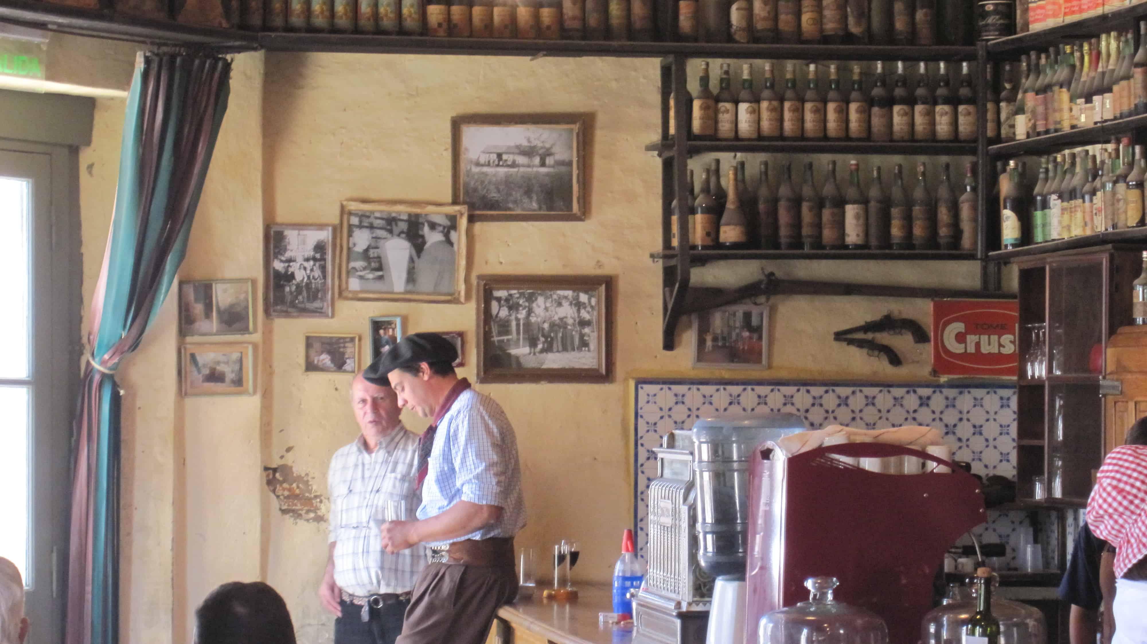 San Antonio de Areco according to Lonely Planet