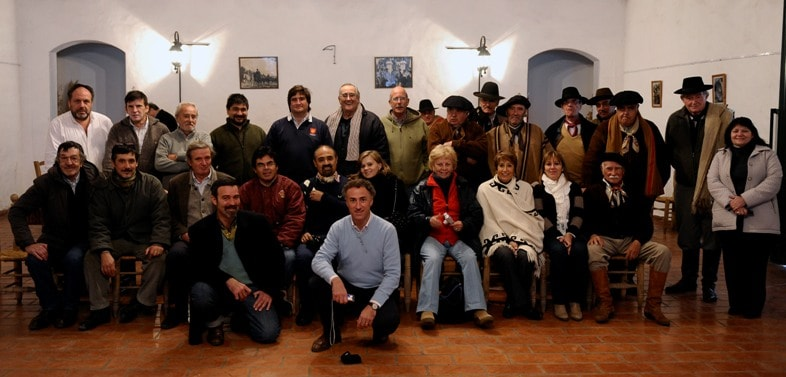 Socially Responsible Access to the Gaucho Heritage