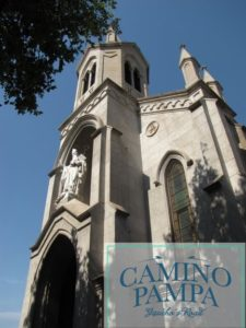 saint patrick church tour estancia