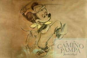 gaucho mickey mouse