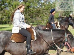 horseback tour gauchos