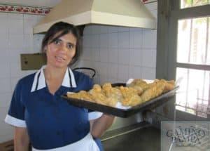 ready to be eaten empanadas in Estancia