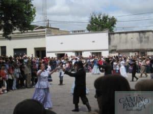 gaucho dances areco