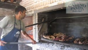 asado barbecue tour estancia