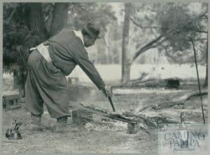 old gaucho estancia asado