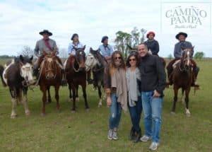 tour gauchos horseback