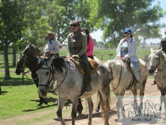 gauchos ranch tour