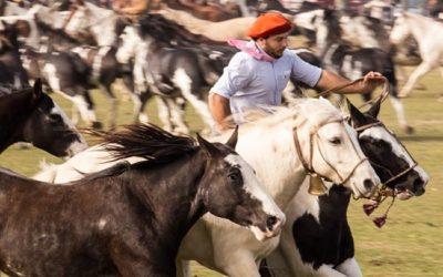 El real Buenos Aires tour Estancia de gauchos