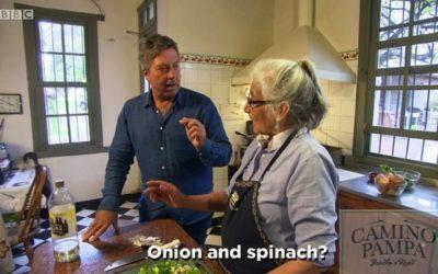 La receta de empanadas