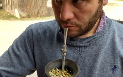 Mate experience in an argentine Estancia