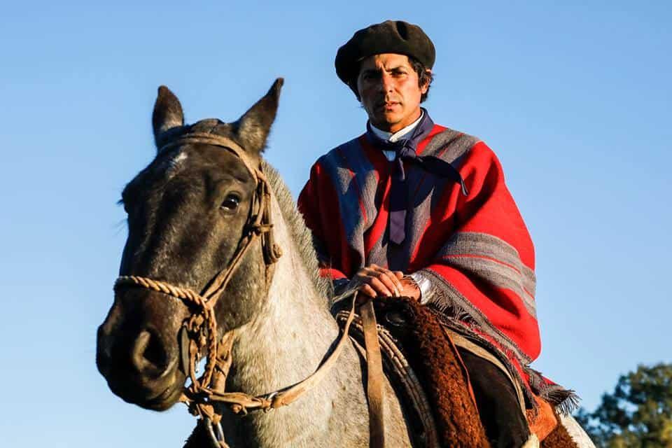 Living a gaucho life
